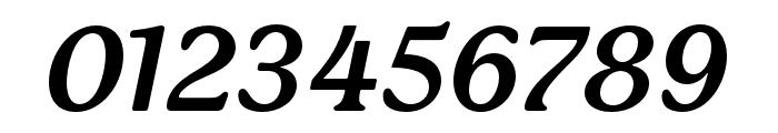 P22 Mackinac Pro Bold Italic Font OTHER CHARS