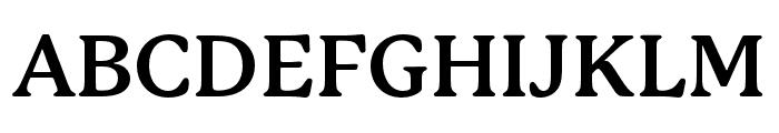 P22 Mackinac Pro Bold Font UPPERCASE