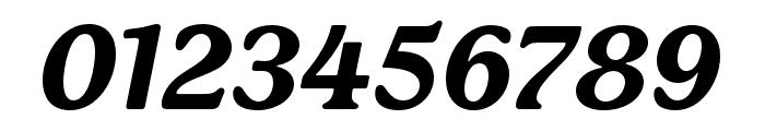 P22 Mackinac Pro Extra Bold Italic Font OTHER CHARS