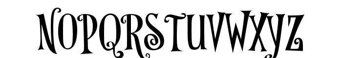 P22 Muschamp Pro Regular Font UPPERCASE