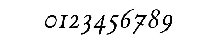 P22 Stickley Pro Headline Italic Font OTHER CHARS