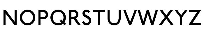 P22 Underground Medium Font UPPERCASE