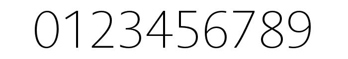 PMNCaeciliaSans Head XLt Font OTHER CHARS