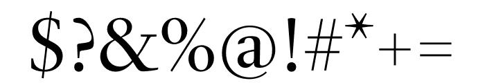 PSFournier Std Grand Regular Font OTHER CHARS