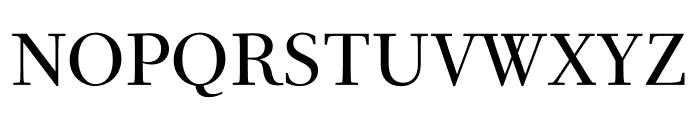PSFournier Std Grand Regular Font UPPERCASE
