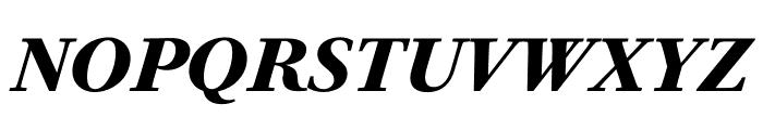 PSFournier Std Petit Heavy Italic Font UPPERCASE