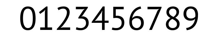 PT Sans Narrow Regular Font OTHER CHARS