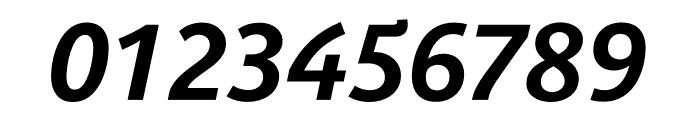 Parisine Plus Std Sombre Bold Italic Font OTHER CHARS