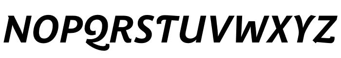 Parisine Plus Std Sombre Bold Italic Font UPPERCASE