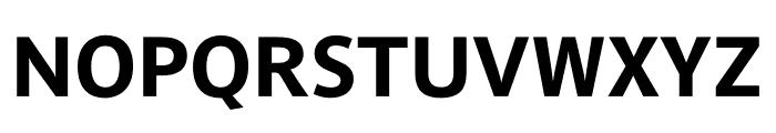 Parisine Std Comp Bold Font UPPERCASE