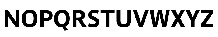 Parisine Std Gris Bold Font UPPERCASE