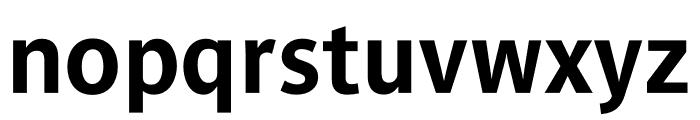 Parisine Std Gris Bold Font LOWERCASE