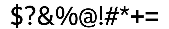 Parisine Std Gris Regular Font OTHER CHARS