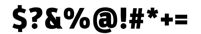 Parka Black Font OTHER CHARS