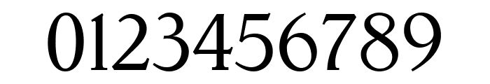 Parkinson Condensed Font OTHER CHARS