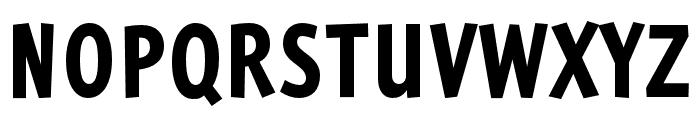 Pedestria MVB Bold Font UPPERCASE