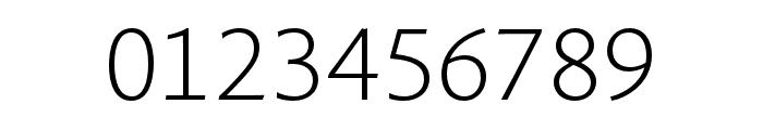 Pelago Light Font OTHER CHARS