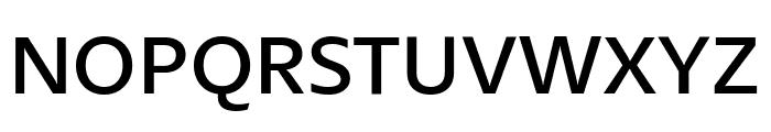 Petala Pro SemiLight Font UPPERCASE