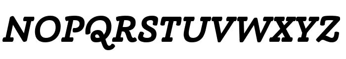 Phoreus Cherokee Bold Italic Font UPPERCASE