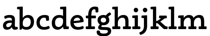 Phoreus Cherokee Semibold Font LOWERCASE