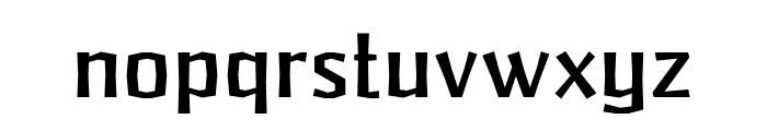 Pilsner Regular Font LOWERCASE