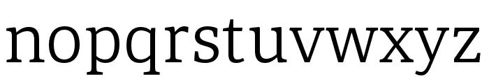 Portada Text Book Font LOWERCASE