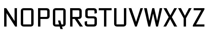 Poster Gothic ATF Regular Font LOWERCASE
