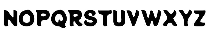 Potta One Regular Font UPPERCASE