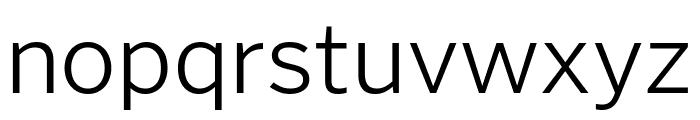 PoynterGothicTextCond Light Font LOWERCASE