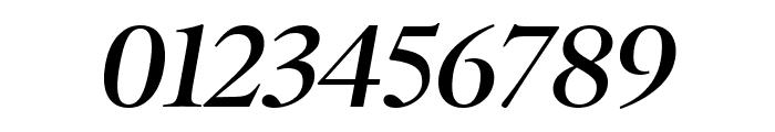 PoynterOSDisp Semibold Italic Font OTHER CHARS
