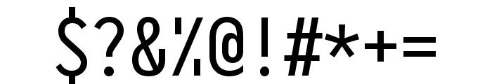 PragmataPro Fraktur Regular Font OTHER CHARS