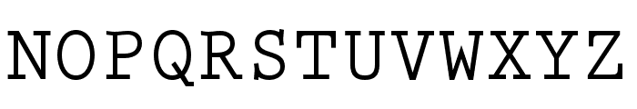 Prestige Elite Std Bold Font UPPERCASE