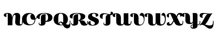Primot Pro Font UPPERCASE