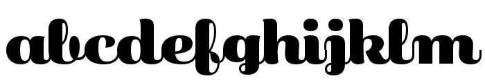Primot Pro Font LOWERCASE