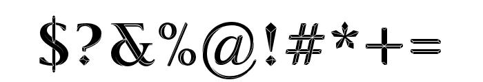 Priori Acute OT Serif Ornaments Font OTHER CHARS
