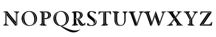 Priori Acute OT Serif Ornaments Font LOWERCASE