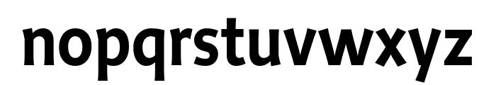 Productus Semi Bold Font LOWERCASE