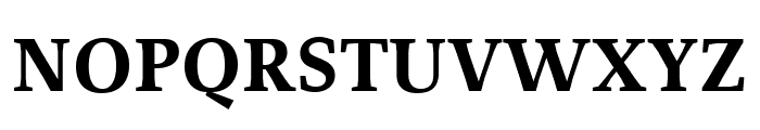 Proforma Bold Font UPPERCASE