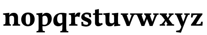 Proforma Bold Font LOWERCASE