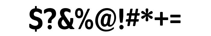 Program Nar OT Medium Font OTHER CHARS