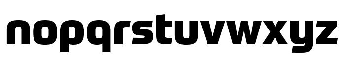 Prometo XBold Font LOWERCASE