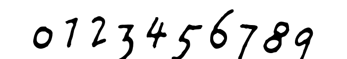 Providence Pro Regular Italic Font OTHER CHARS