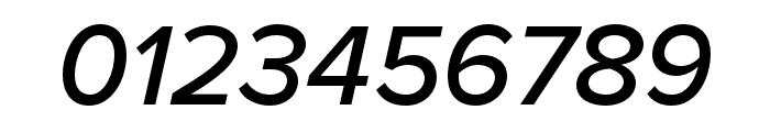 Proxima Nova Extra Condensed Medium Italic Font OTHER CHARS