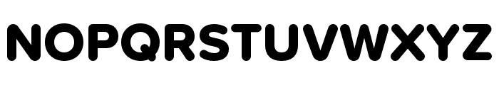 Proxima Soft Condensed Extrabold Font UPPERCASE