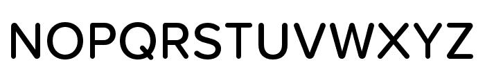Proxima Soft Condensed Medium Font UPPERCASE