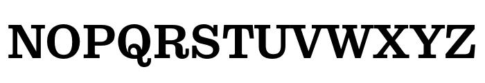 Pulpo Medium Font UPPERCASE