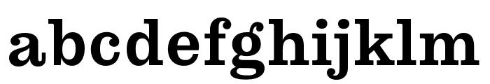 Pulpo Medium Font LOWERCASE