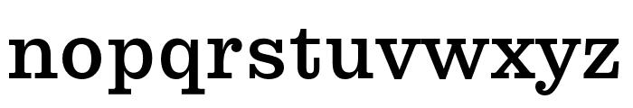 Pulpo Regular Font LOWERCASE