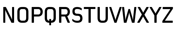Quara Regular Font UPPERCASE