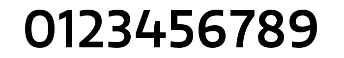 Quatro Medium Font OTHER CHARS